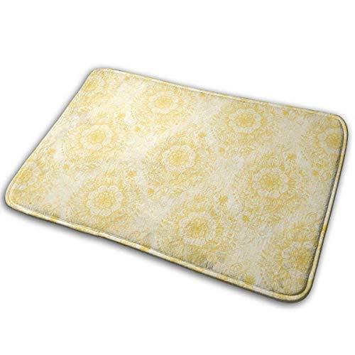 fingertip Towels Luna Moth Butterfly Fullmoon Night Bath Mat Non Slip Absorbent Super Cozy Velvet Bathroom Rug Carpet Bath Rugs -