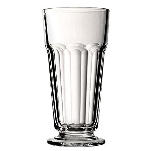 Utopia P52640 Casablanca Milkshake Glass, 12.25 oz., 35 cL (Pack of 24)