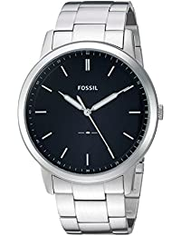 Fossil Analog Silver Dial Men's Watch - FS5307