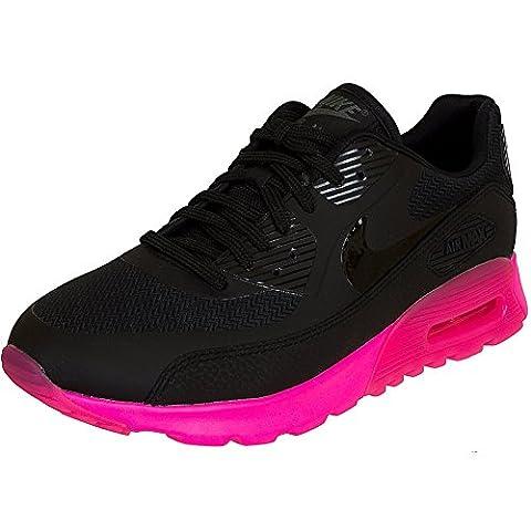 Nike 845110-001 Chaussures de sport, Femme, Noir (Black / Black / Digital Pink / White), 37.5