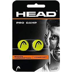 Head Pro Damp Anti Vibrador, Amarillo, S