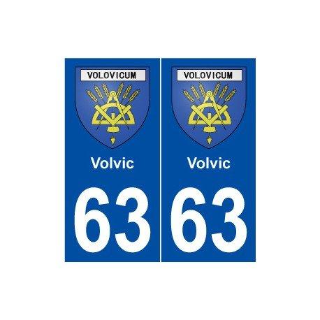 63-volvic-blason-autocollant-plaque-stickers-ville-droits