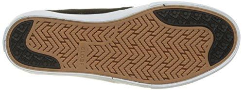 Globe Chase, Chaussures de Skateboard Homme, Bleu Marine/Blanc Noir (Black/White)