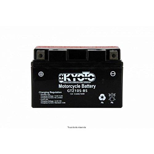 KYOTO - BATTERIA Ytz10s-bs - L150xl87xH93 - Senza Manutenzione - Fornita con acido