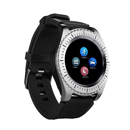 NIUQY Neue Mode Z3 Bluetooth3.0 Smart Watch Multifunktional Sicherheit unterstützt SIM- und TFcard-Kamera Geeignet für Android-Telefone kompatibel