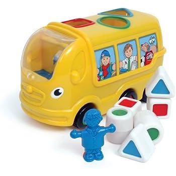 WOW Toys Wow Sidney School Bus