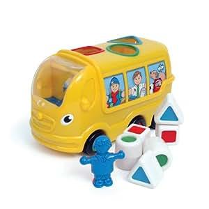 Wow Sidney School Bus