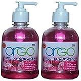 Orgo Hand Wash Liquid, 300 Ml (Pack Of 2)