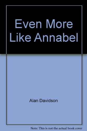 Even more like Annabel.