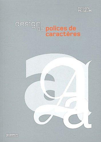 Design de polices de caractères