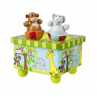 Safari Music Box by Orange Tree Toys Orange Music Box