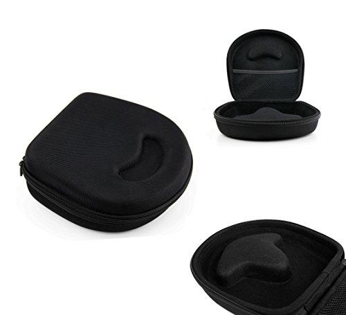DURAGADGET Schwarzes Hard Case für JBL Tune/Everest/Synchros/Duet BT / E35 / E55BT / T450 / T450BT / C45BT Kopfhörer - 3