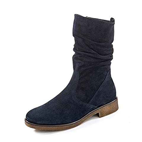 Gabor Comfort Schuh, Groesse 5, blau