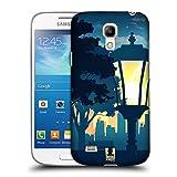 Head Case Designs Park Sonnenuntergang Sammlung Ruckseite Hülle für Samsung Galaxy S4 Mini I9190