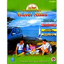 E-Z map Philippines road atlas & stopover guide