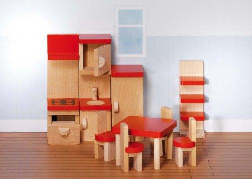Goki Puppenhaus-Küche