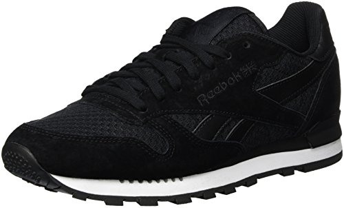 reebok-herren-classic-leather-clip-tech-sneakers-schwarz-black-white-425-eu