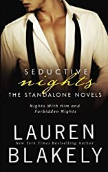Seductive Nights: The Standalone Novels: (Box set of NYT Bestselling Books NIGHTS WITH HIM & FORBIDDEN NIGHTS) by Lauren Blakely (2015-08-24)