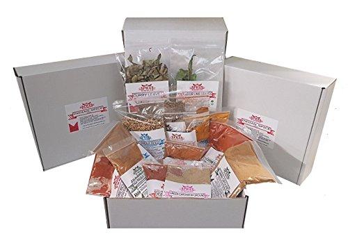 Paquete Indio de Especias - SPICESontheWEB