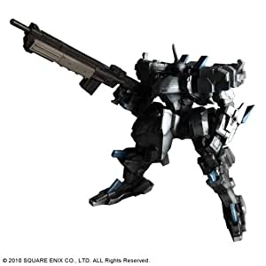 Front Mission Evolved Play Arts Kai Vol. 2 figurine Zephyr 15 cm