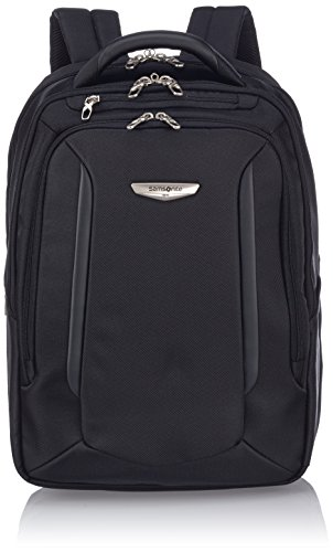 "Samsonite X'Blade Business 2.0 Laptop Backpack M 16"" Trolleys para portátiles, 51 cm, 24 L, Negro (Negro)"