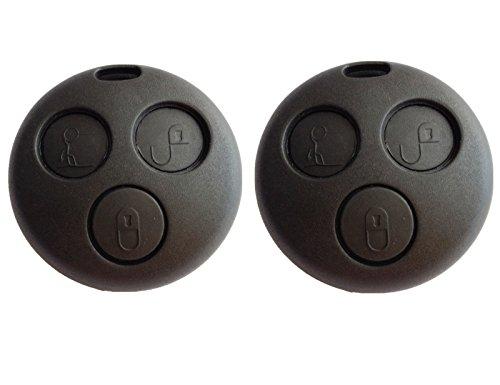 tinxir-2x-3tasten-schlussel-gehause-fur-smart-fortwo-mc01-450-fernbedienung-knopf-auto-key
