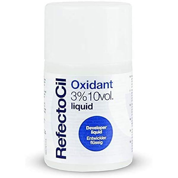 Oxidant Liquid Developer 100ml RefectoCil: Amazon.es: Belleza