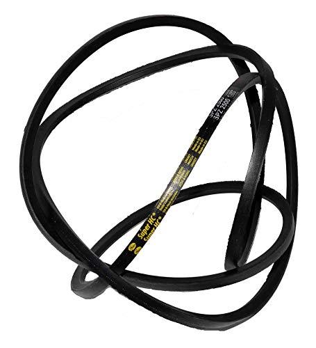 Preisvergleich Produktbild Schmalkeilriemen 10 x 12, 7 mm Profil SPA 2932 Lw Gates Super HC ummantelt