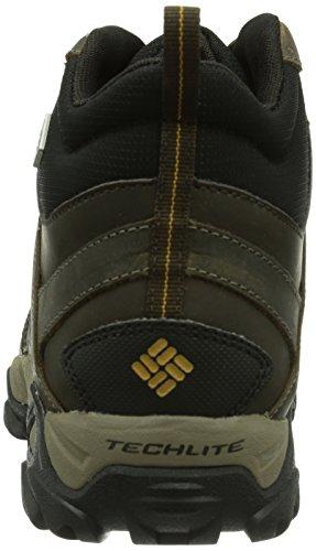 Columbia Peakfreak Xcrsn Mid Outdry, Chaussures Multisport Outdoor homme, Marron (255), 45 EU (11 UK) Marron