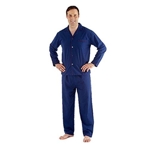 Sconosciuto pigiama uomo pigiama abbigliamento da notte 3x l 4x l 5x l marina militare xxx-large