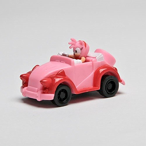 Sonic the Hedgehog Figur Amy mit Rennwagen Sonic Figuren Amy