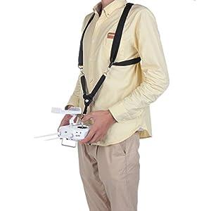 Anbee Schulterriemen Schultergurtart Gurt Umhängeband für DJI Phantom 2 3 Vision Inspire 1 Sendegerät