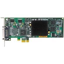 Matrox Millennium G550 de bajo perfil - adaptador gráfico - MGA G550 - PCI Express x1 de perfil bajo - 32 MB - DVI