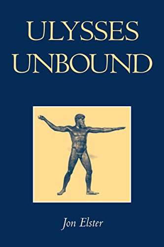 Ulysses Unbound: Studies in Rationality, Precommitment, and Constraints Epub Descargar