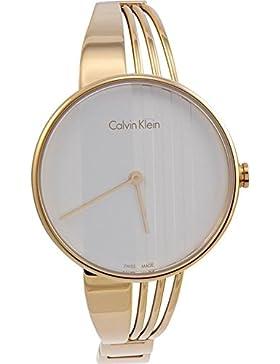 Calvin Klein Damen-Armbanduhr K6S2N616