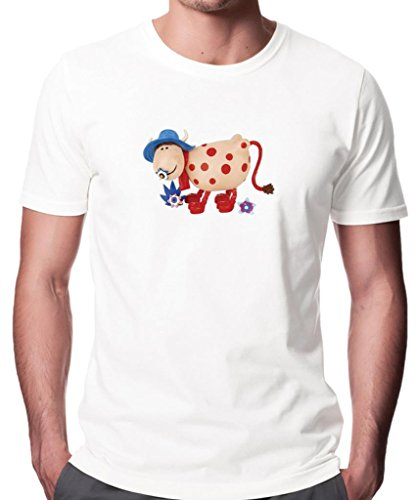 Magic Roundabout Ermintrude Men's Tee