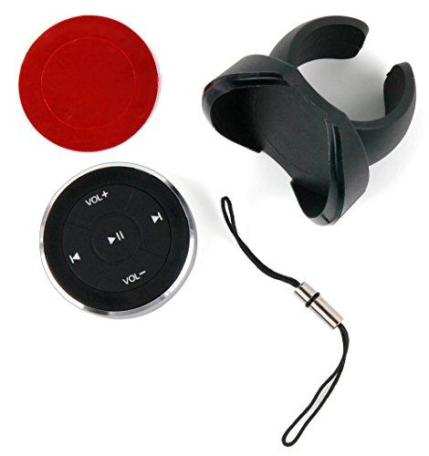 google pixel tablet DURAGADGET Pulsante Media Wireless Auto per Tablet SANNUO K101