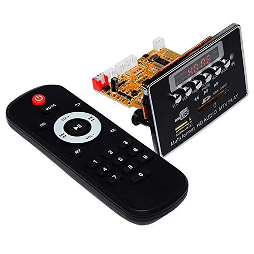 XZANTE Bluetooth Empf?nger 2 In 1 Audio Video Decoder Ape Flac Wav Mp3 Decodierungs Platine DTS Mp5 Hd Video Dekodierung Sd Speicher Karten Spieler Video-decoder