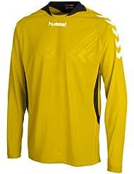 Hummel Team Player Poly Maillot à manches longues en jersey pour homme