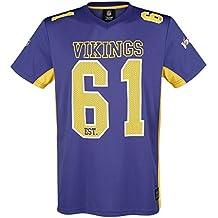 NFL Minnesota Vikings Camiseta Lila