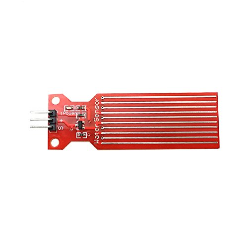 Ecloud Shop® DC 3V-5V Regen Wasserspiegel-Sensor-Modul-Chip für Arduino EK1195 -