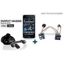 Parrot MKi9000 Kit Bluetooth para el coche + SOT-976FB para Seat/Kram 86102