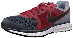 Nike Mens Zoom Winflo Msl Classic Charcoal,Black,Gym Red,Dove Grey Running Shoes -7 UK/India (41 EU)(8 US)