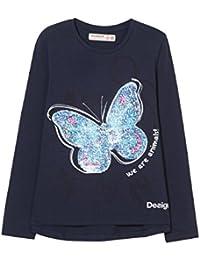Desigual Mädchen T-Shirt Ts_Juneau