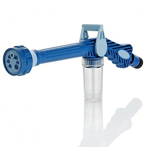 8-en-1 multifonctionnel pistolet à eau Canon à eau exquis pour laver les voitures d'arrosage arroser les animaux de compagnie