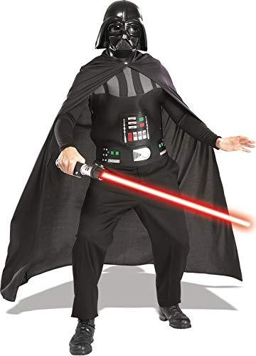 Rubie's 5217 - Darth Vader Blisterset Kostüm, Größe M/L