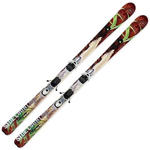 Nordica Fuel - All Mountain Ski - 2012 - NEU - Ski Only - 170cm -