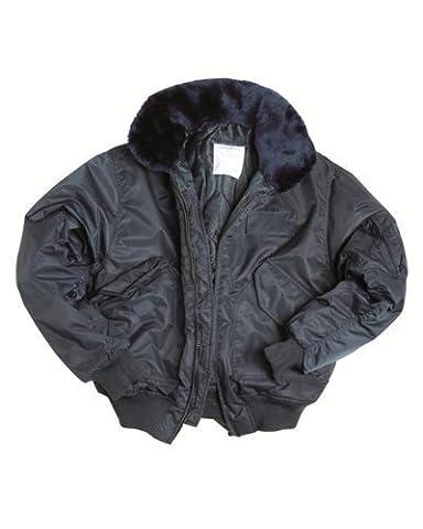 US CWU MA2 SWAT Flight Bomber Mens Jacket with Fur