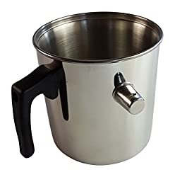 Wasserbadkocher Simmertopf 1,8l Edelstahl