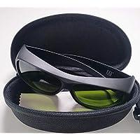 PsgWXL Anteojos Antigolpes Gafas Protectoras De Láser 1064 NM Longitud De Onda Máquina De Marcado por